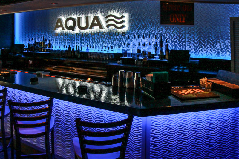 Image by Larry Blackburn: Aqua Nightclub Key West